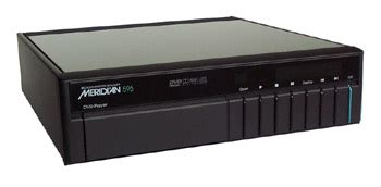 """""""Meridian 596 DVD player review, Secrets of Home Theater"""