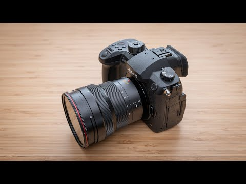 PANASONIC GH5 (NEAR INFRARED) - TSHED