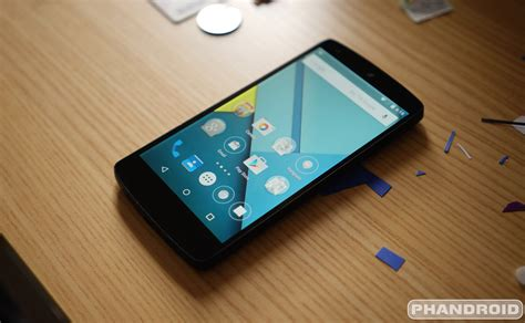 Hands-on: Android 5