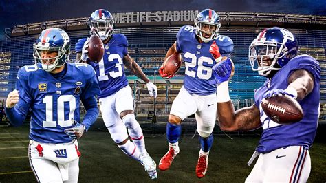 New York Giants: Ranking the 10 most important players in 2018