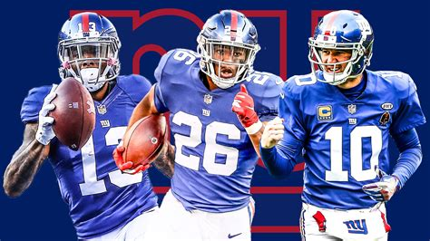 New York Giants 53-man Week 1 roster projection for 2018